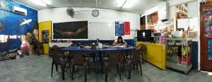 tioman-dive-buddy-classroom